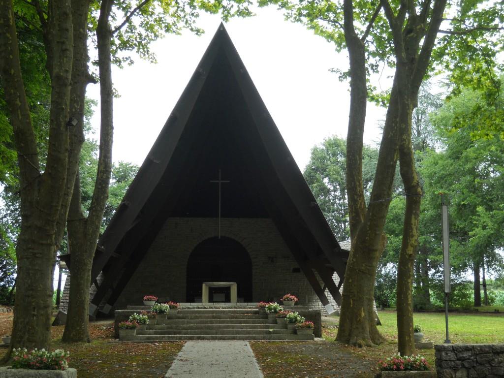 La chapelle des miraccles à Buglose