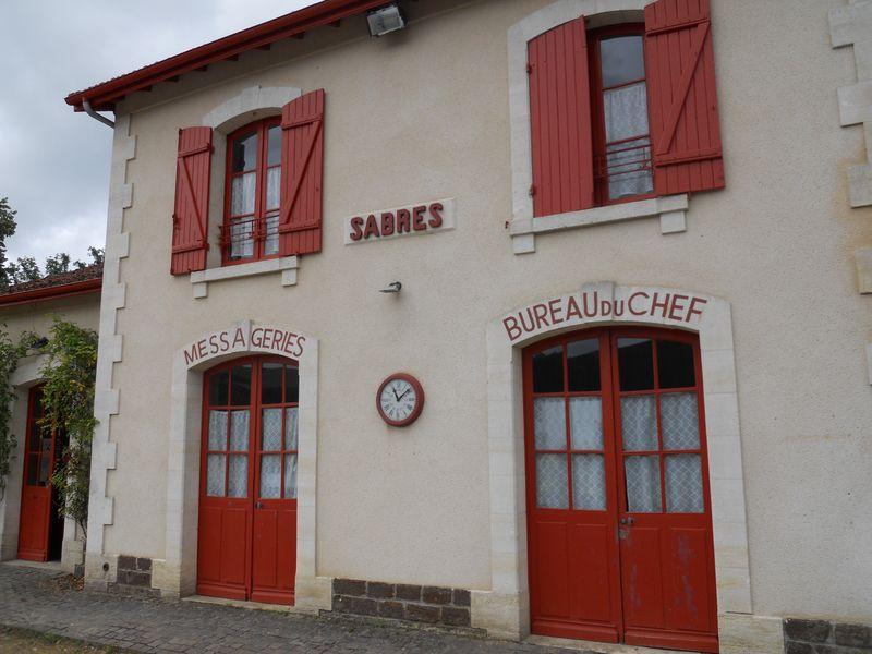 La petite gare de Sabre