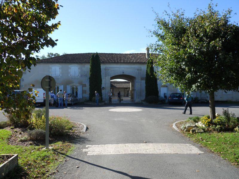 La Maison Familiale Rurale de Triac-Lautrait (16)