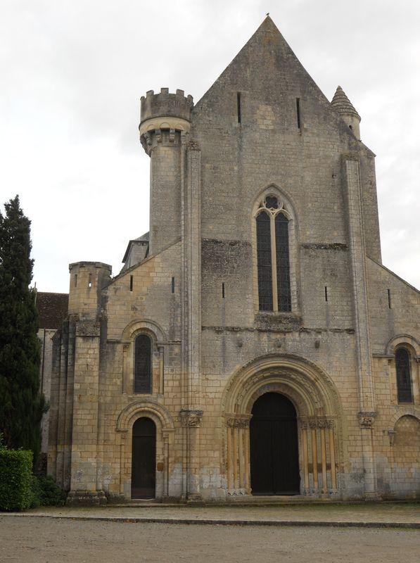 Fontgombault abbaye