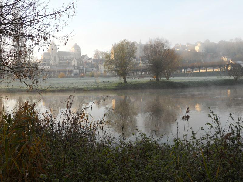La collégiale de St-Aignan-sur-Cher