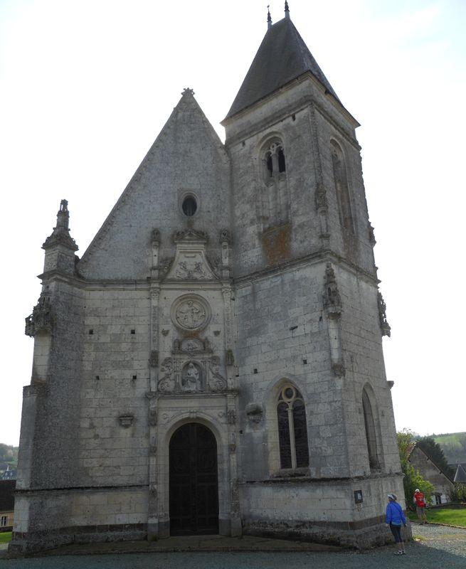 Eglise Notre-Dame de Pitié d'Autheuil