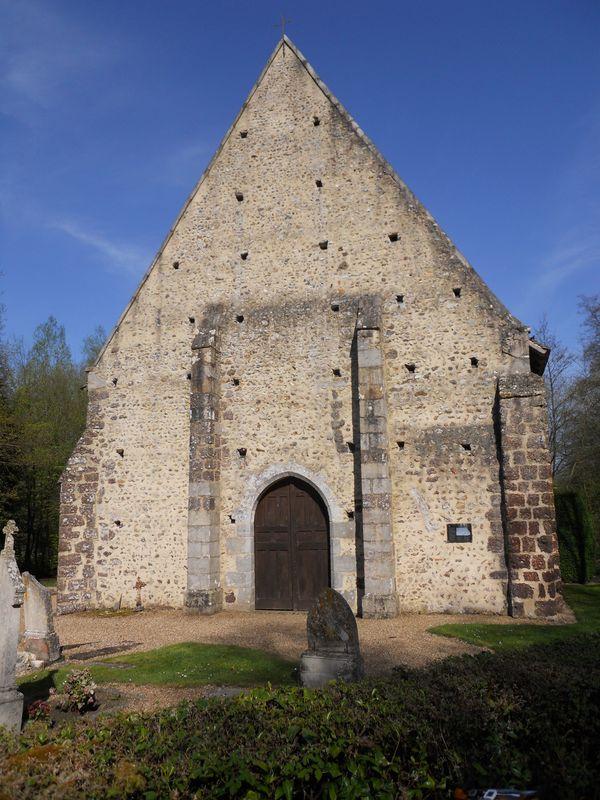 La Chapelle St Pierre de Réveillon