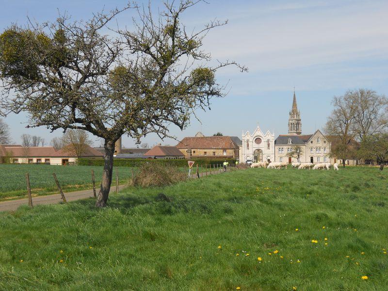 L'abbaye de La Trappe