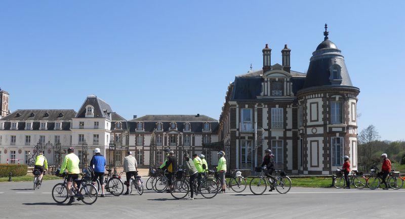 Le château des Vaux-Apprentis d'Auteuil