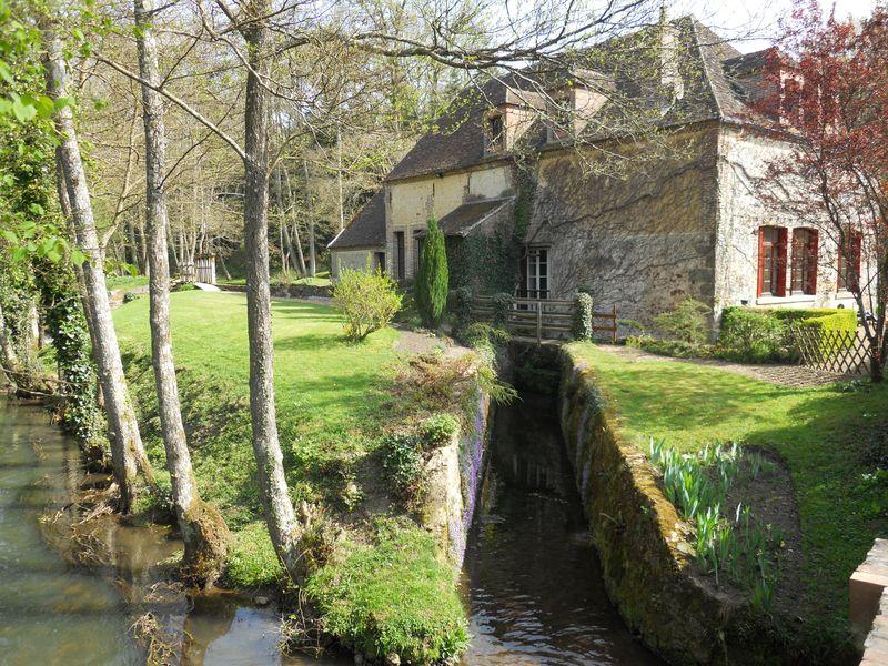 Moulin Vallée de la Commeauche-Orne