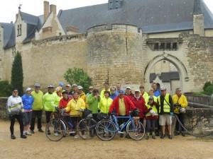 La troupe à Montreuil-Bellay