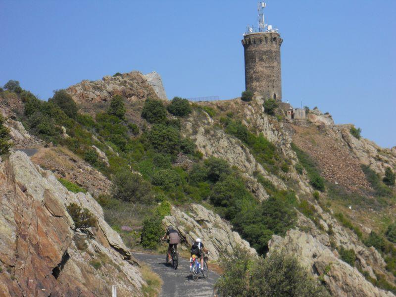 La tour de la Madeloc